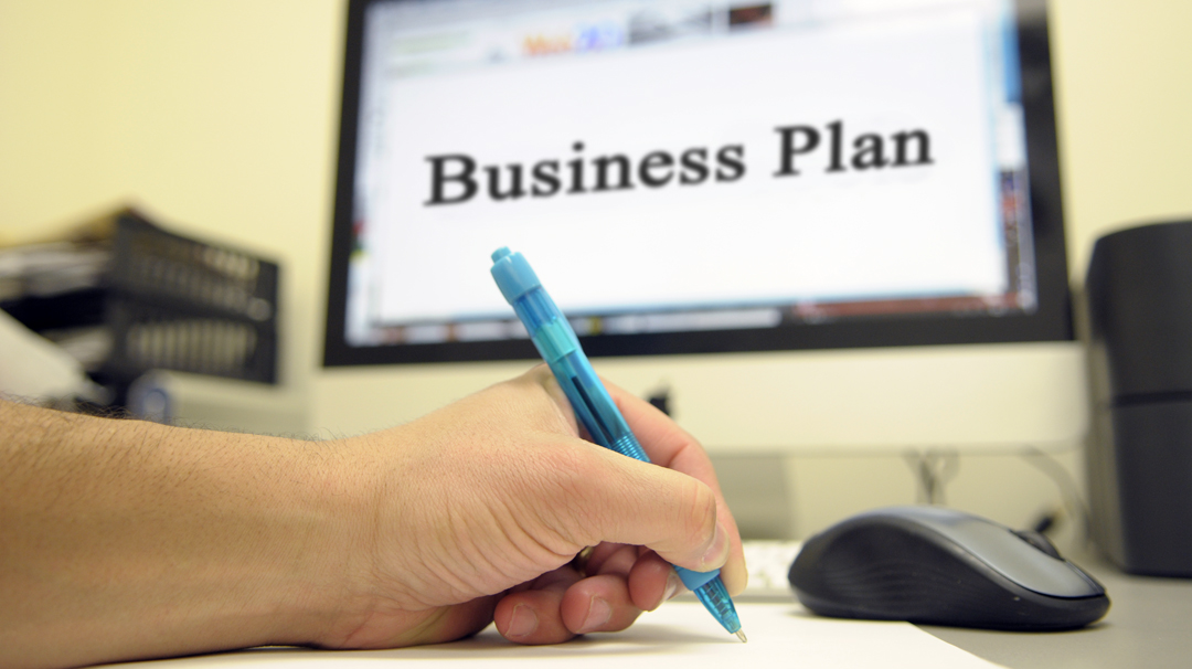business plan building