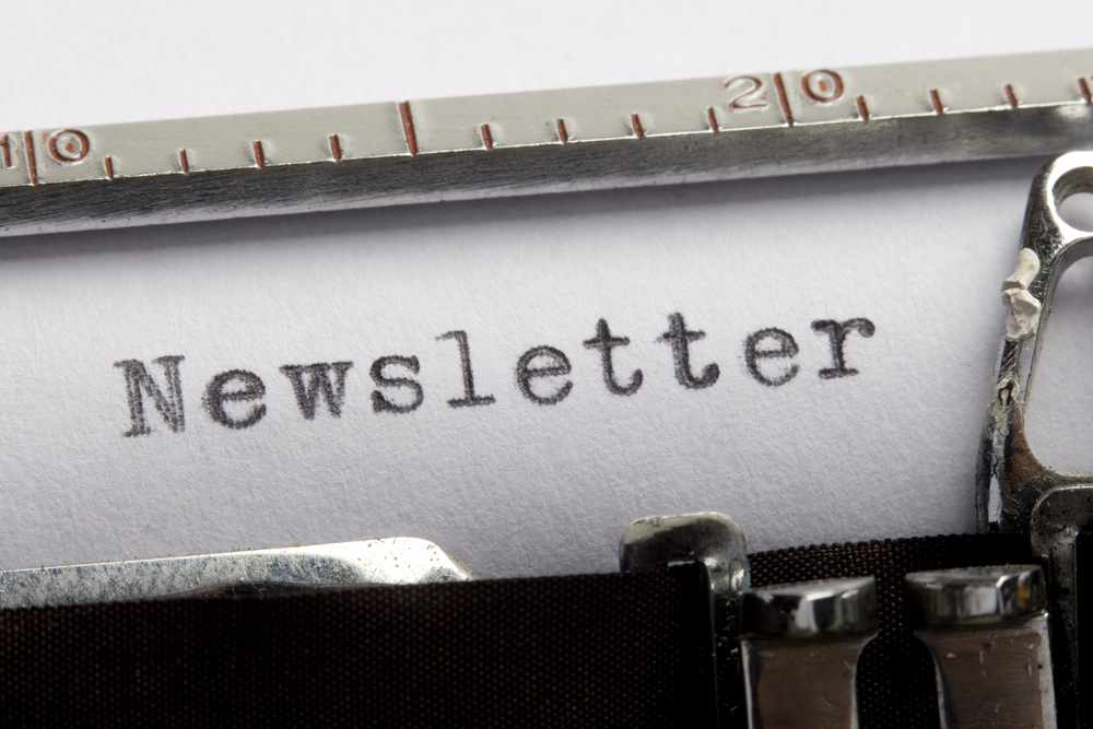 newsletter for business