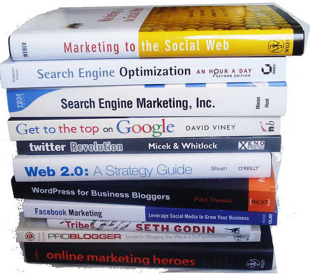 Content writing books