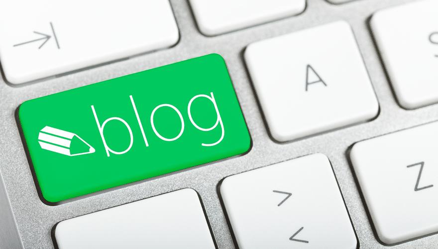 Top Ten Ideas for Blog Writing
