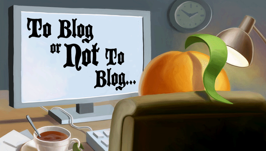 Blog Post in 20 min? The Easiest Task Ever!