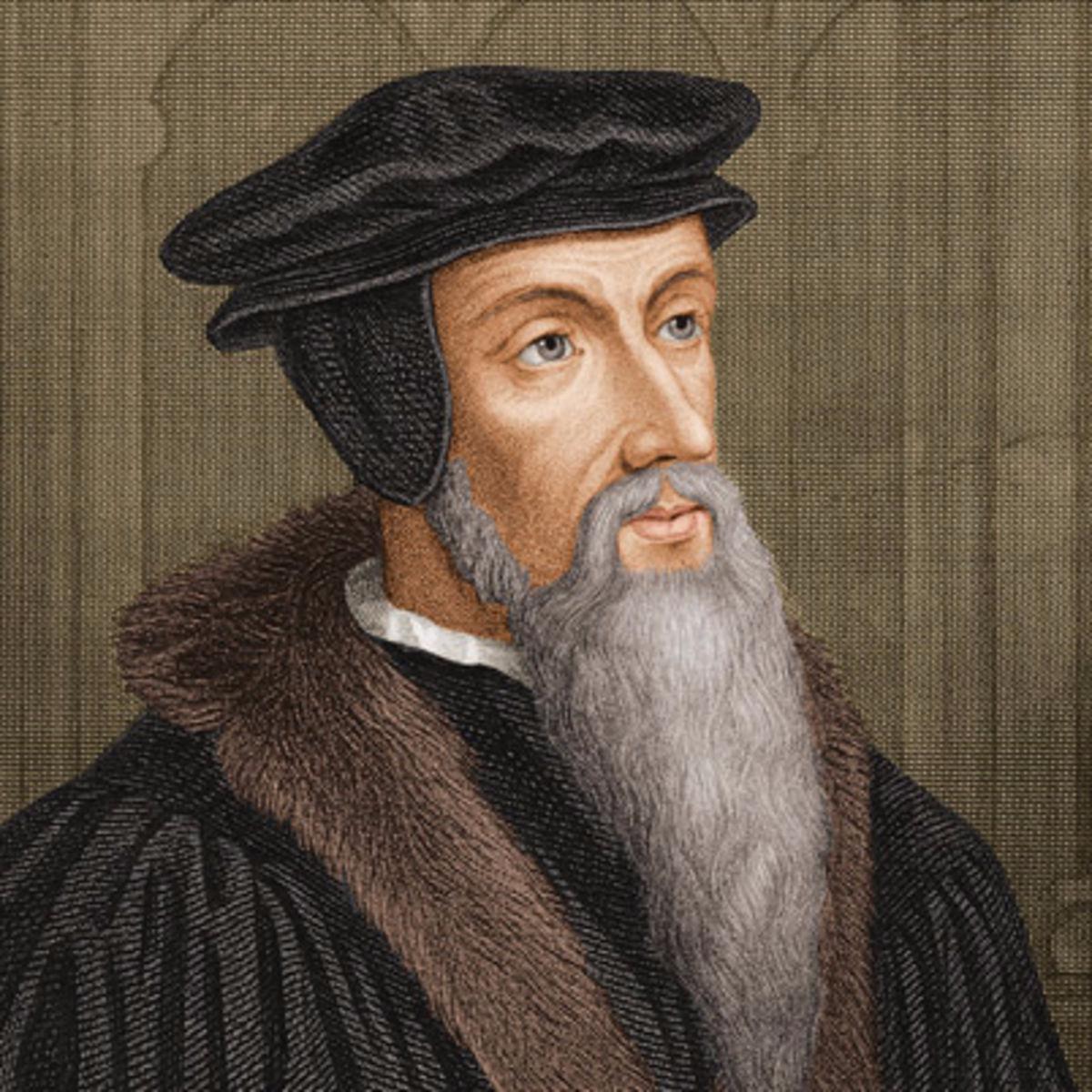 Expository Nonfiction Prose: John Calvin Biography