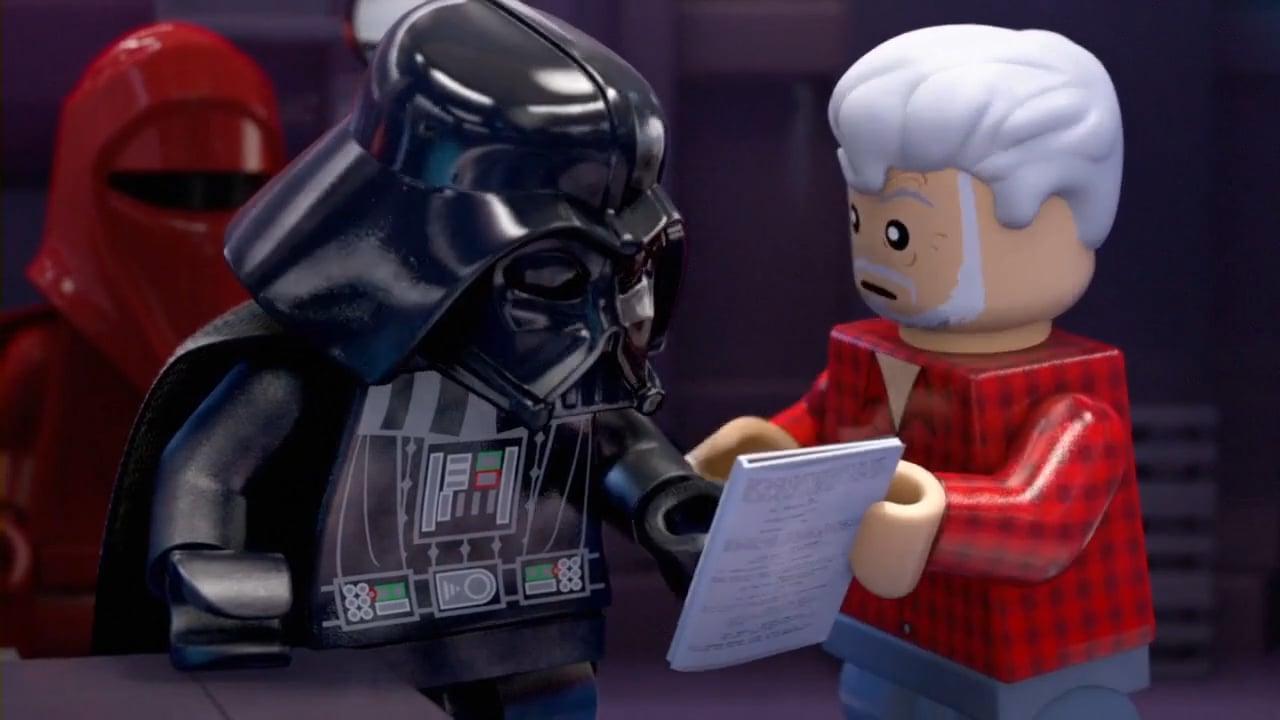 Star Wars Saga: The Unknown Facts