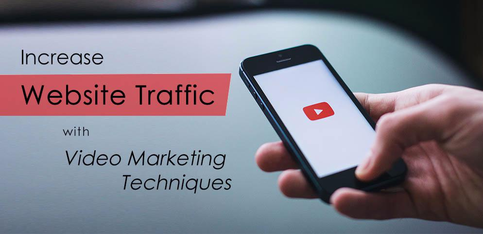 How to Use Video to Increase Traffic and Make Good Backlinks