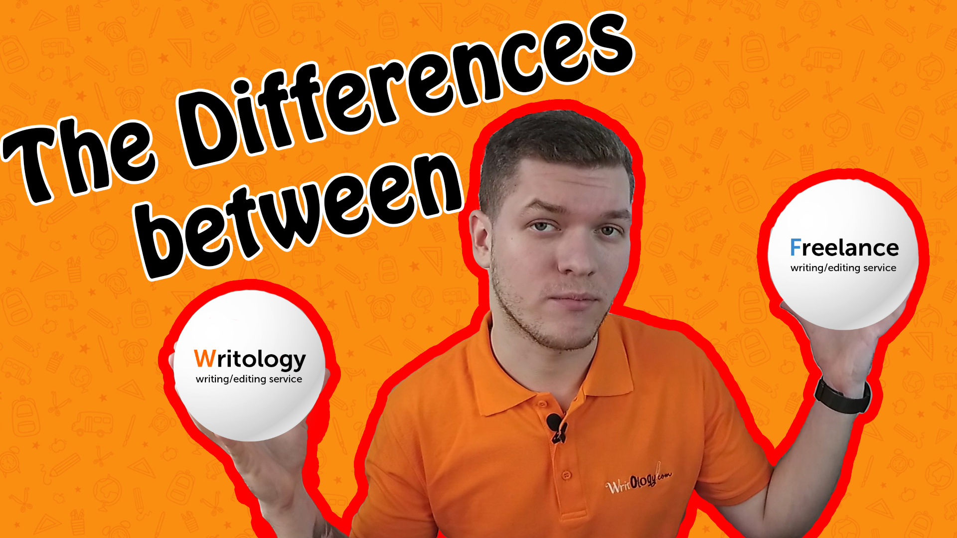 The Differences Between Writology Professional and Writology Freelance Writing Service Video