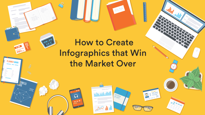How to Create Infographics that Win the Market Over