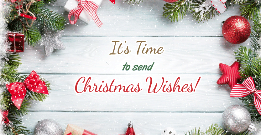 Merry Christmas and a Happy New Year or What to Write in a Christmas Card [UPDATED with Christmas and New Year's Quotes, Jokes and Sayings]