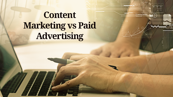 Content Marketing vs Paid Advertising: Pros and Cons (+Infographic)